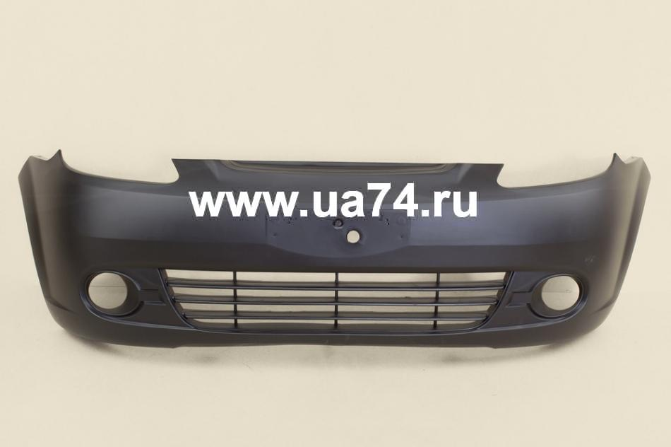 Бампер перед. CHEVROLET SPARK 05-10  (LY03-MT05-03 / JH01-MTZ05-016) Китай