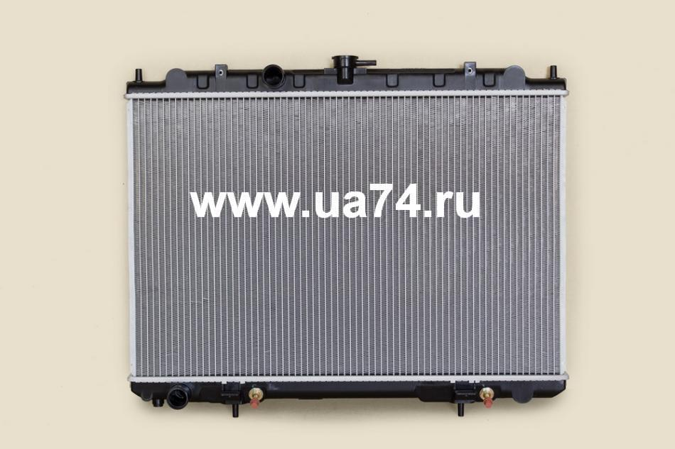 Радиатор пластинчатый X-TRAIL T30 RHD /LIBERTY M12 QR20/25 2.0-2.5L AT (21460-5U000 / NS0007/ SAT)