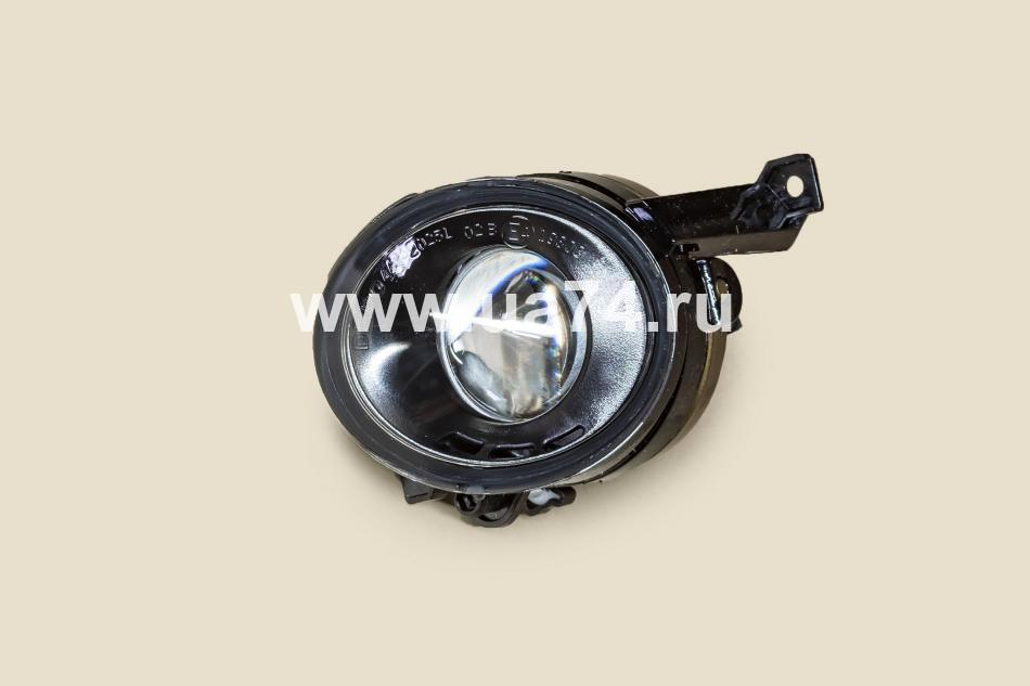 Туманка линз. VW Polo10- 4D / Tiguan 07-11 / Touran / Golf Plus 06- LH Левая (441-2025L-UQ / DEPO)