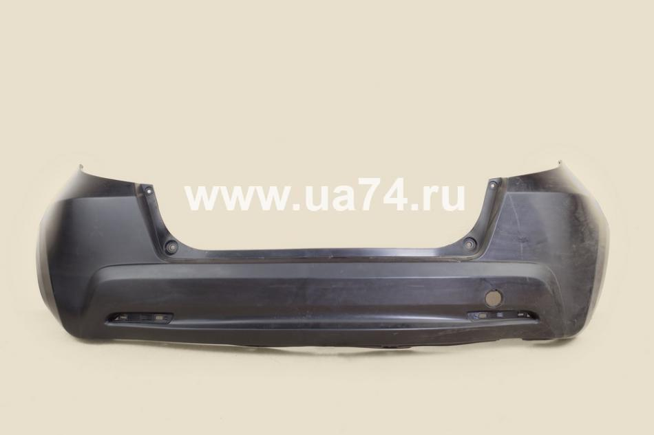 Бампер задний HONDA FIT 11-13 (ST-HD76-087-D0 / SAT)