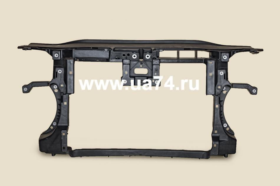 Рамка радиатора бензин  VW PASSAT B7 10-15 (UKC09-39120 / VG9284-11BP / BY-PS-005) Тайвань