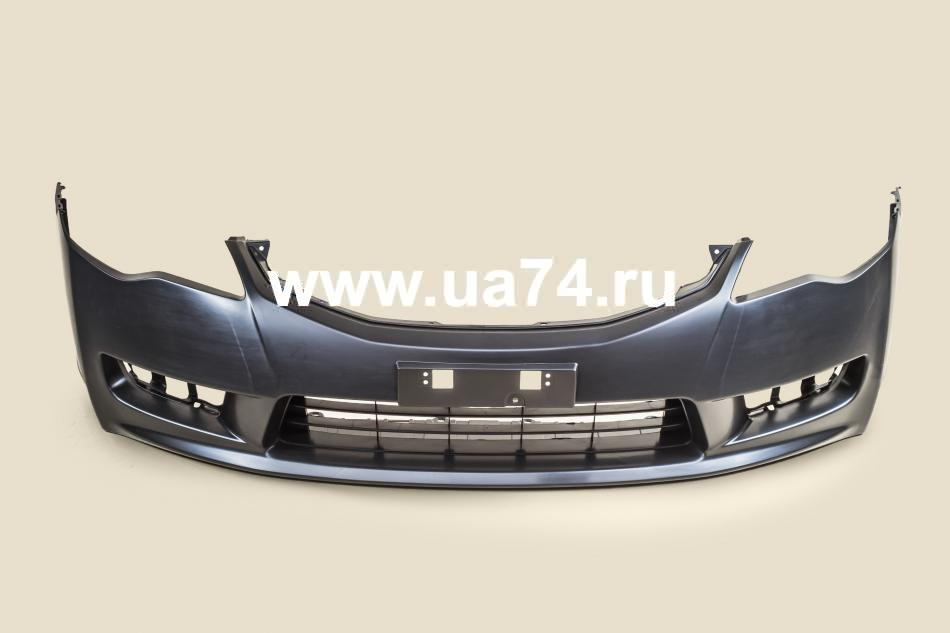 Бампер передний Honda Civic 09-11 Sedan (HD160-24A / HD04204BA(S) / HD150113) Тайвань