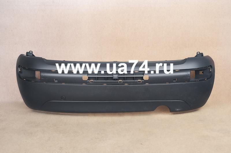 Бампер задний Citroen C3 02-09 (CT04017BB / TYG) Тайвань