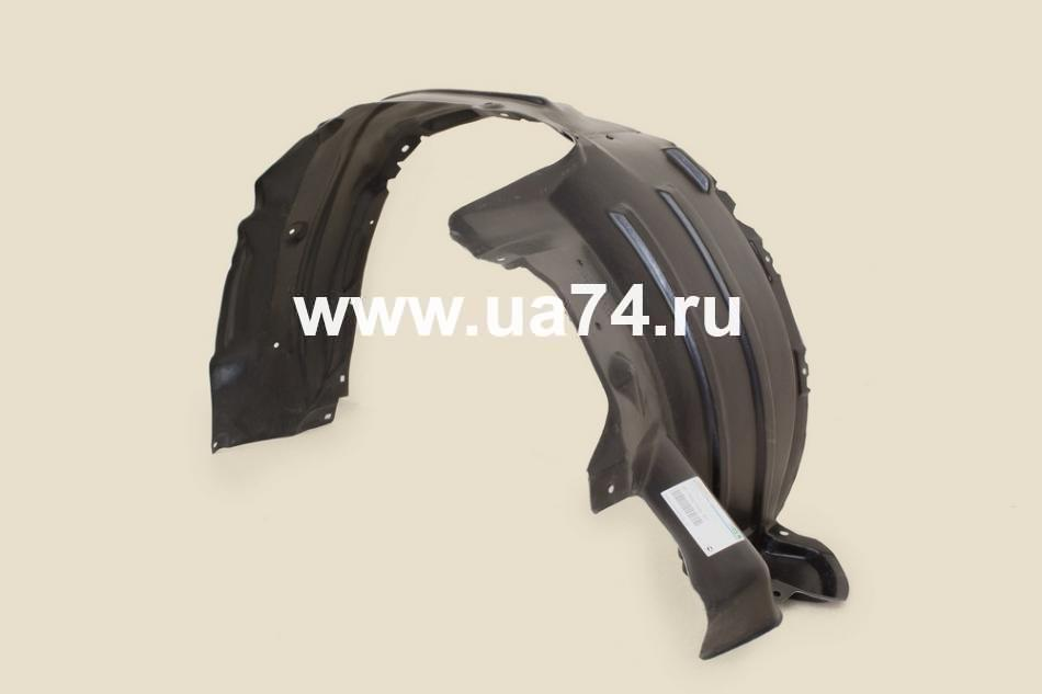Подкрылок LAND CRUISER 200 07-11 / LEXUS LX570 07- LH ЛЕВЫЙ (53876-60070 / ST-TY92-016L-B2 / SAT)
