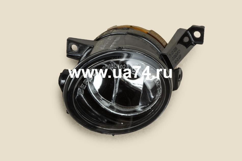 Туманка VW POLO 10- 4D / TIGUAN 07-11 / TOURAN / GOLF PLUS 06- LH (441-2039L-UE / DEPO)