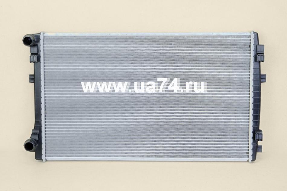 Радиатор Audi A3 / S3 12- / TT 14- /Octavia 13- /Superb 15- /Golf 12-/B8 14- /Touran 15- (SD0007-1 / SAT)