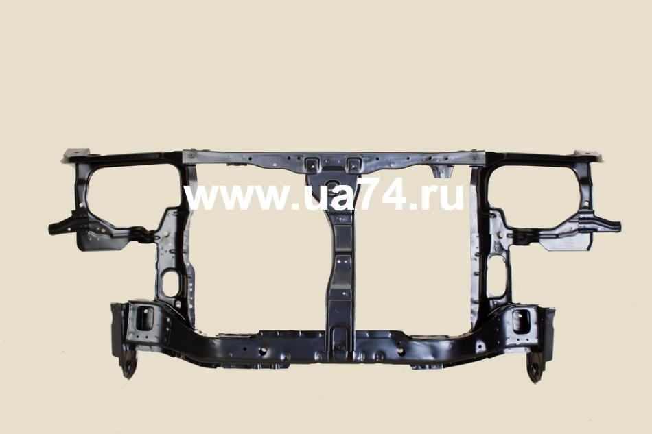 Рамка радиатора Hyundai Matrix 02-08 (6410017200 / HN2110A) Тайвань